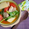 Knorr #LutongNanay Pork Sinigang with Pakwan Recipe