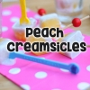 Peach Creamsicles Recipe