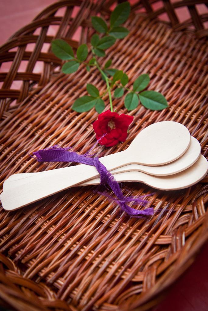 cheesecak spoon