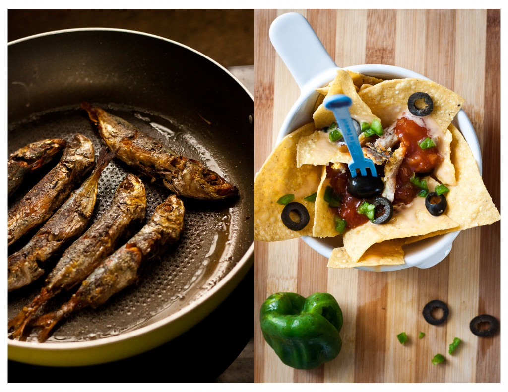 nachos and tinapa