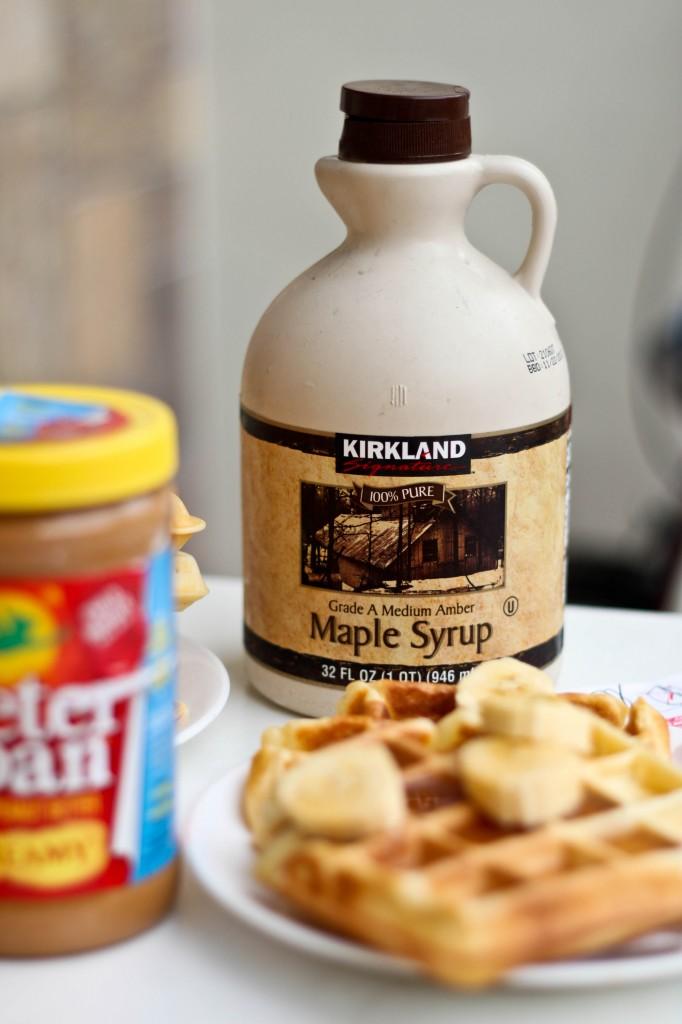 kirkland maple syrup
