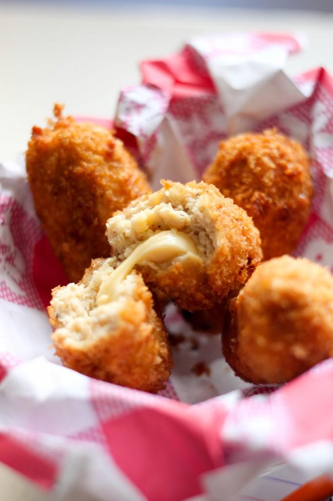 cheesy chicken fillet recipe