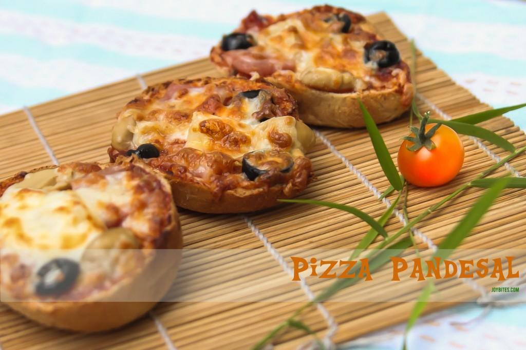 pizza pandesal recipe