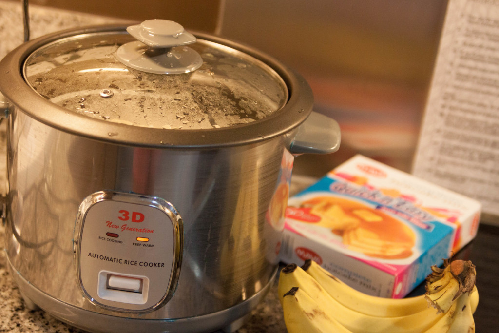 rice cooker recipe