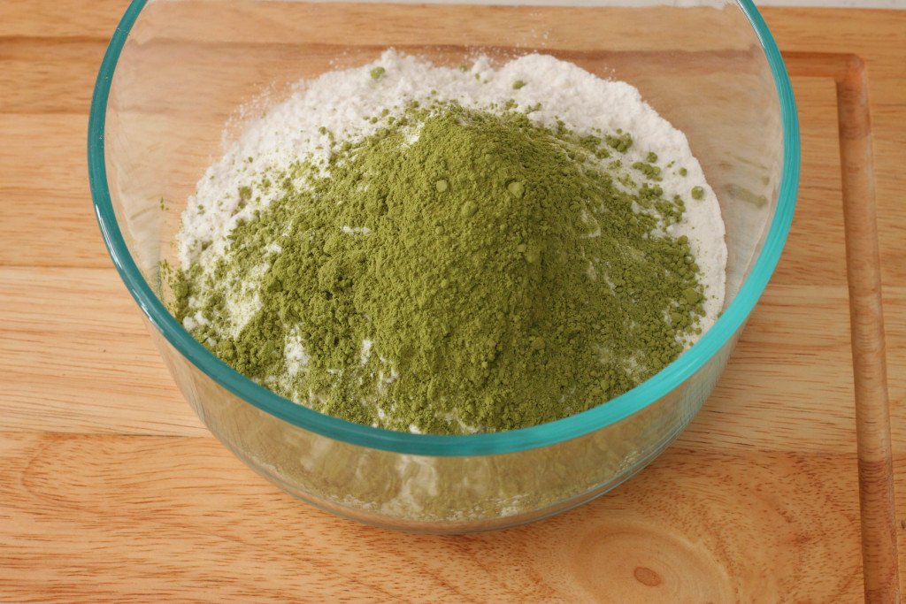 matcha cookie recipe